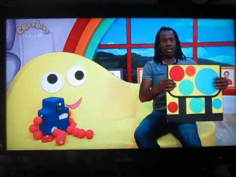 Izzies Birthday Card Being Read Out By Sid On Cbeebies Youtube