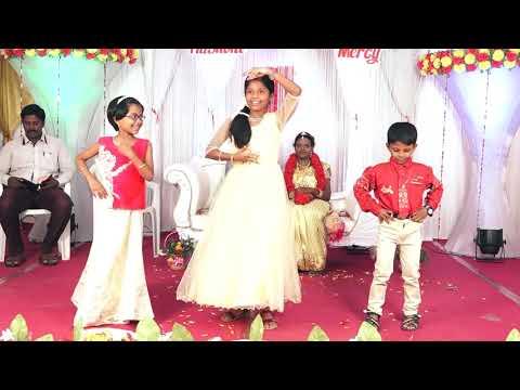 Roja Poo Vasamalargal | Tamil Christian Wedding  Song | Abi, Bobby, Chriswin