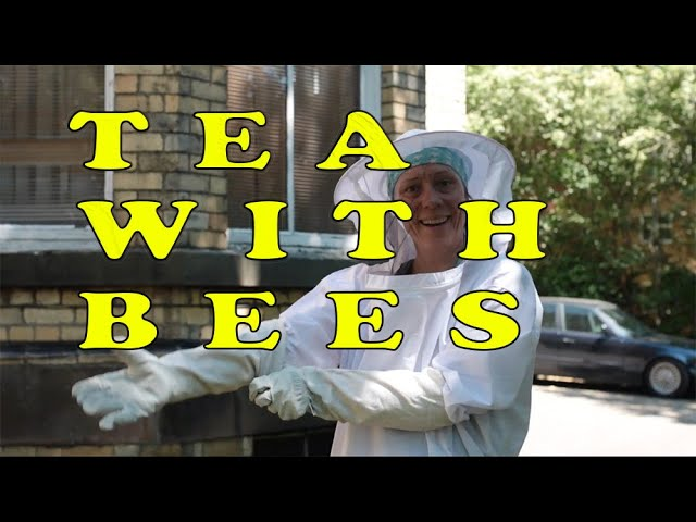 TEA WITH BEES
