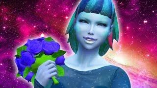 CASAMENTO ALIENÍGENA #25 - Irmãs Sobrenaturais - The Sims 4