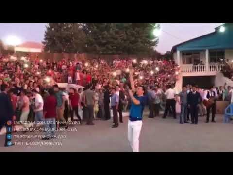 Ulug'bek Rahmatullayev Regar va Qubodiyonda!