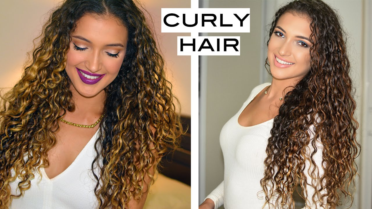 3 produits favoris pour dompter les cheveux boucl s favorite curly hair products youtube. Black Bedroom Furniture Sets. Home Design Ideas