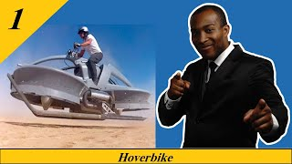 Ep 1. Tech Investing: Hover Bikes