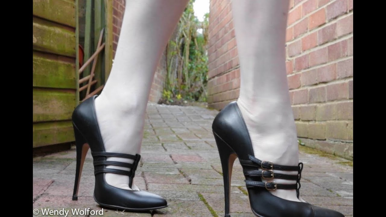 heels Extreme stockings high and