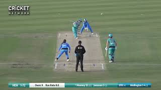 Adelaide Strikers v Brisbane Heat  - Match Highlights WBBL|05