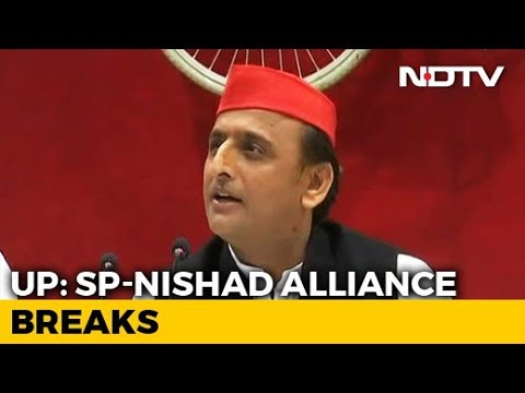 Akhilesh Yadav Refuses To Placate UP Giant Killer Who Called Off Alliance