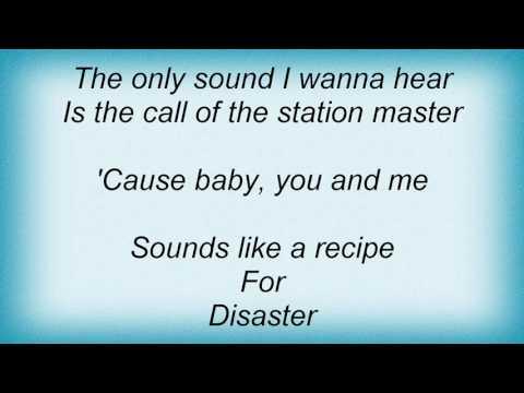 Admiral Freebee - Recipe For Disaster Lyrics