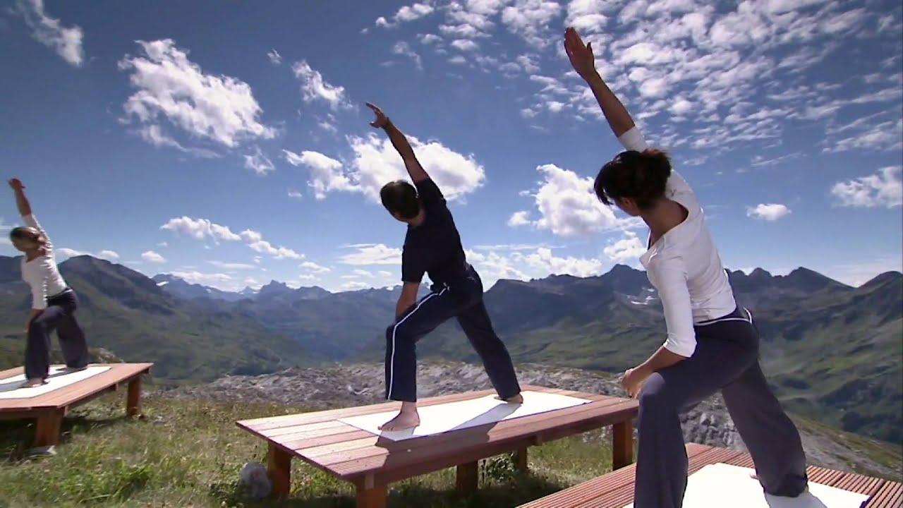 yoga 2 mit ralf bauer youtube. Black Bedroom Furniture Sets. Home Design Ideas