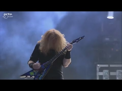 Megadeth - Holy Wars [2016] (Edited 2 Tone Up)