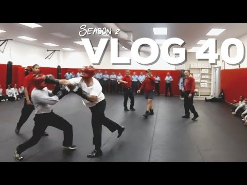 Miami Police VLOG: I have to go back to the Police Academy