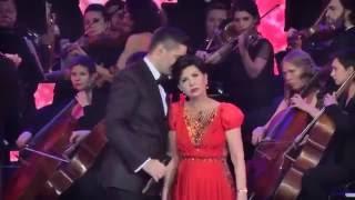 Роза Рымбаева и Сергей Волчков-Любовь настала (Москва, 2016)