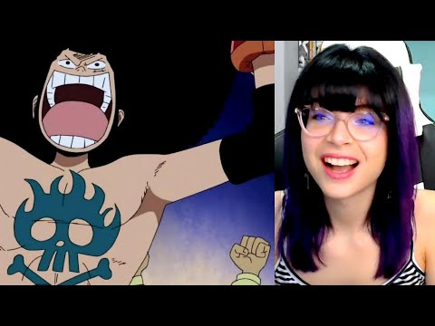 Full Power Noro Noro Beam Vs. The Invulnerable Luffy | OP Episode 217, 218 & 219 Reaction