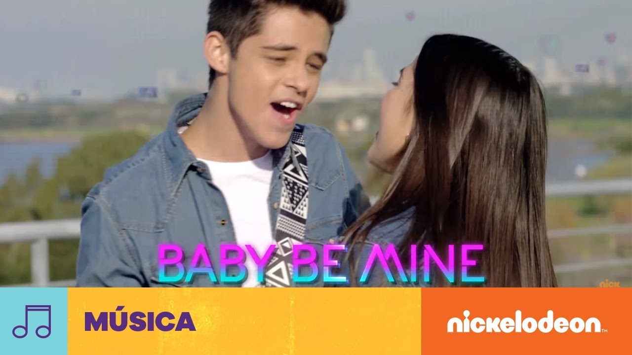 Kally s mashup aprende la letra de baby be mine chords for Habitacion de kally s mashup