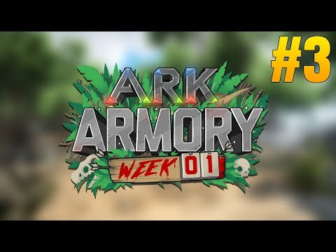 ARK ARMORY! - CAPTURE THE DODO! - Ark Survival Evolved Armory #3 [Week 1]
