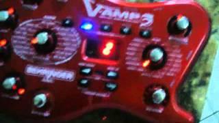 Problema com V-amp