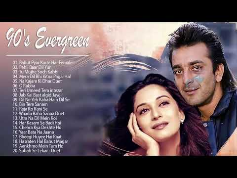 Evergreen Melodies - 90'S Romantic Love Songs | Superhit Hindi Songs / Udit Narayan Alka Yagnik
