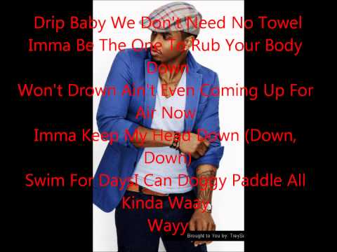 Trey Songz Dive In Lyric Video