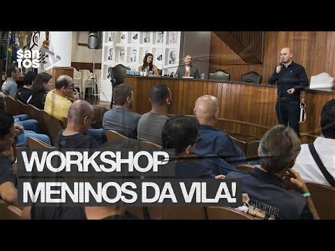 A EDIÇÃO 2020 DO WORKSHOP DA REDE DE ESCOLAS MENINOS DA VILA
