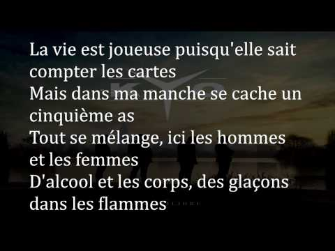 Kyo Le Graal lyrics