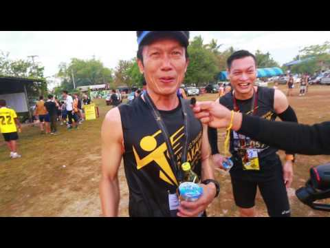 Amazing Thailand Buakaw Country Marathon 2017 Surin Thailand2