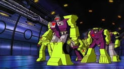 Transformers G1 The Movie Decepticon Leadership Battle