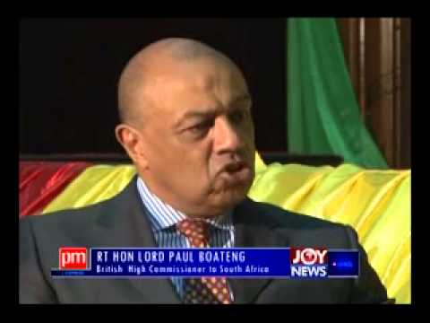 Moving Africa Forward - PM Express on Joy News (13-5-14)