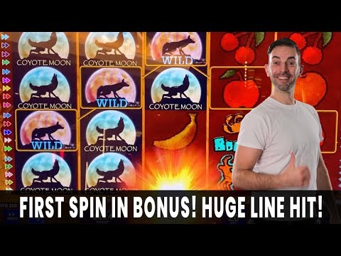 🤑 WILD For HUGE LINE HITS 🎰 High Limit $40 Spins! 💰 88 FORTUNES High Limit PAYS OFF