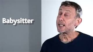 Babysitter - Kids' Poems and Stories With Michael Rosen Video