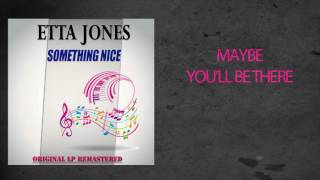 Etta Jones – Maybe You'll Be There