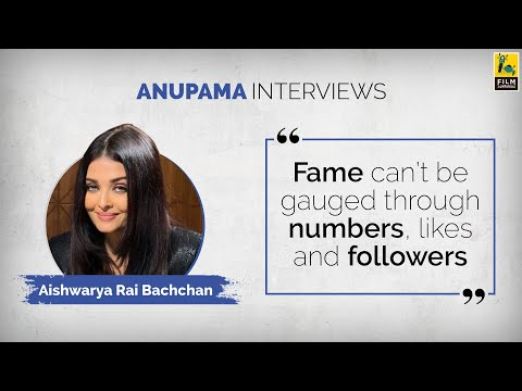 Aishwarya Rai Bachchan Interview | Maleficent | Anupama Chopra | Film Companion