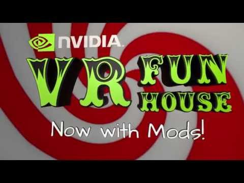 NVIDIA VR Funhouse: Official Mods Trailer
