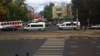 Приезд Путина В.В.. в г.Ульяновск.