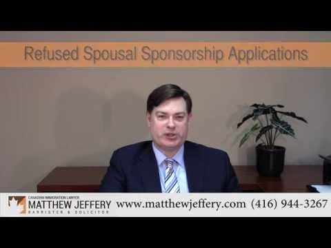Spousal Appeals Toronto | Matthew Jeffery, Toronto Immigration Lawyer