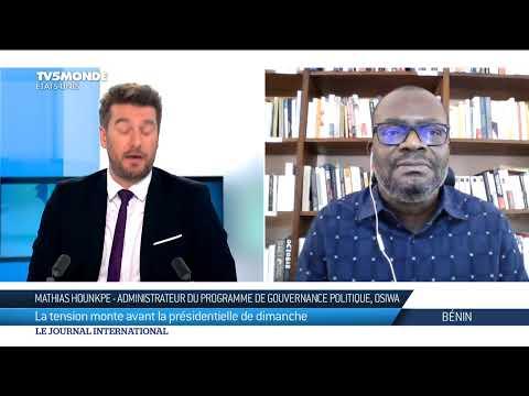 Le journal international - L'actualité internationale du jeudi 8 avril 2021 - TV5MONDE