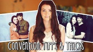 ICH + IAN SOMERHALDER?! meine ERFAHRUNGEN & TIPPS für Conventions I #FallinLove Thumbnail