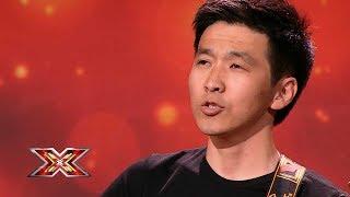 Асылбек Курманов. Прослушивания. X Factor Kazakhstan. 4 Эпизод.