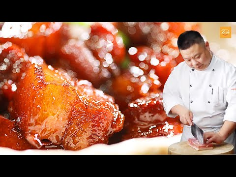 Masterchef's Quick & Simple Dinner Recipes | 红烧肉 家常做法 • Taste Show