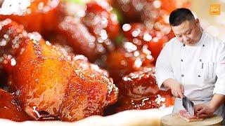 Masterchef's Quick & Simple Dinner Recipes | 红烧肉 家常做法 • Taste Show