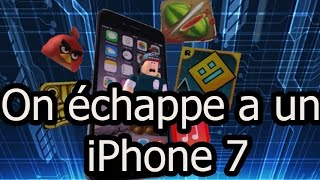 We escape an iPhone 7 (Roblox)