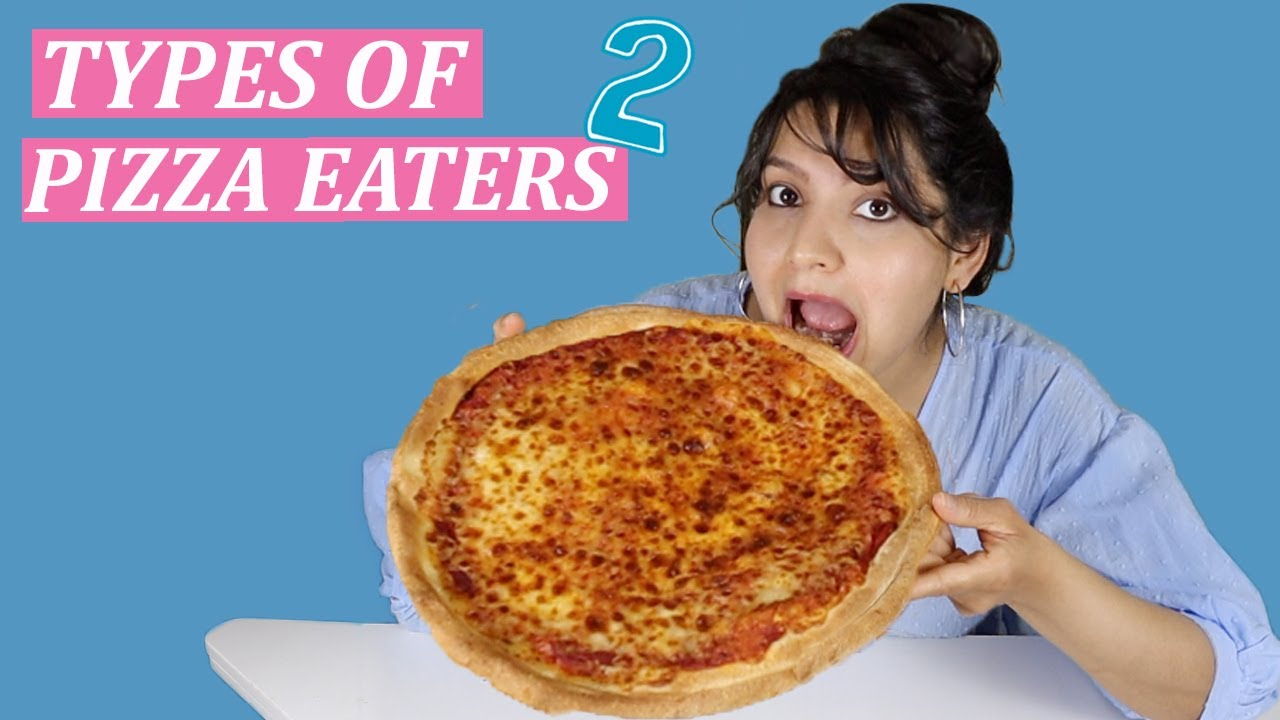 TYPES OF PIZZA EATERS 2 | Laughing Ananas