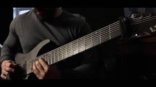 Andromida - Fortitude - Guitar Playthrough // Djent / Progressive Metal