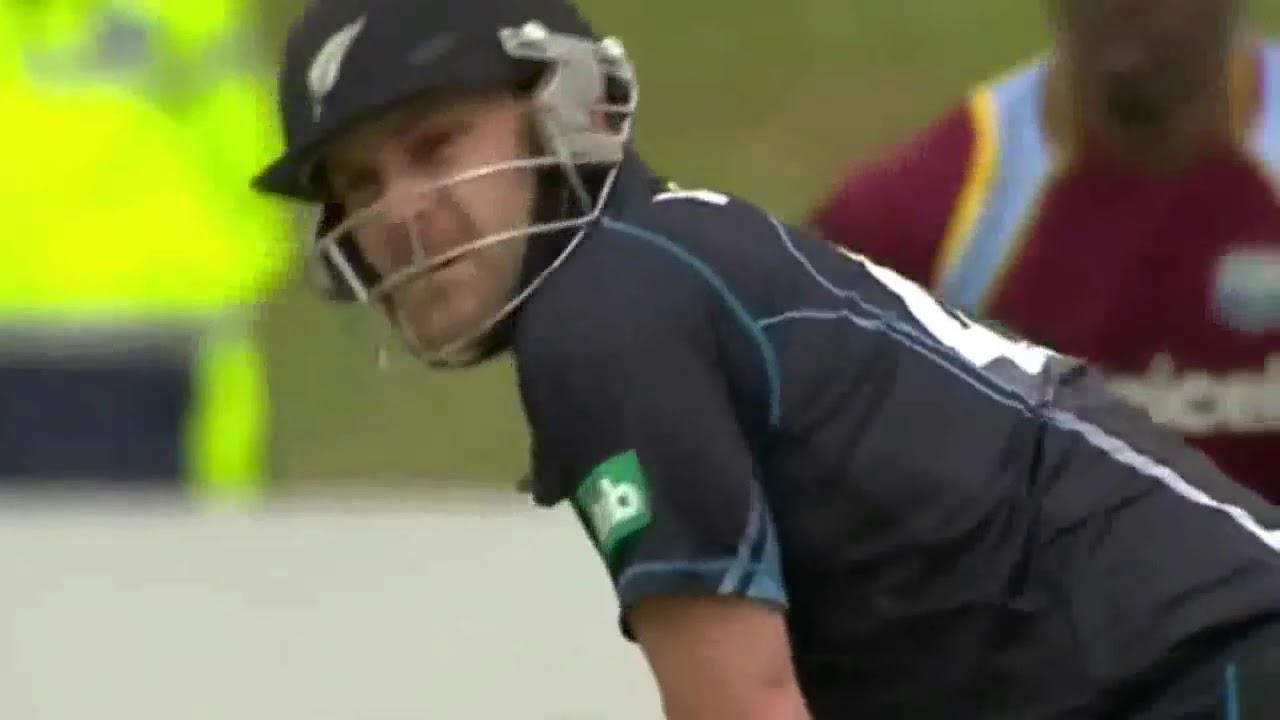 Brendon McCullum 33 off 11 balls vs West Indies