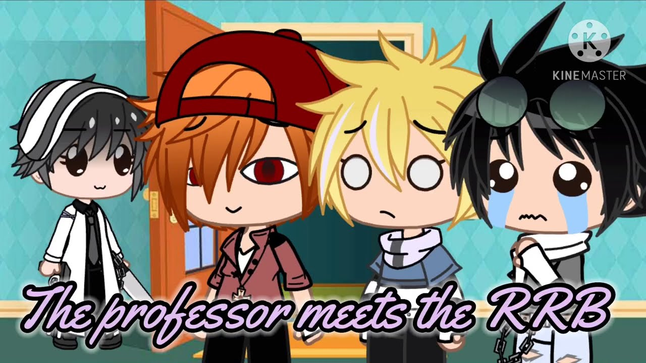 Download The professor meets the RRB