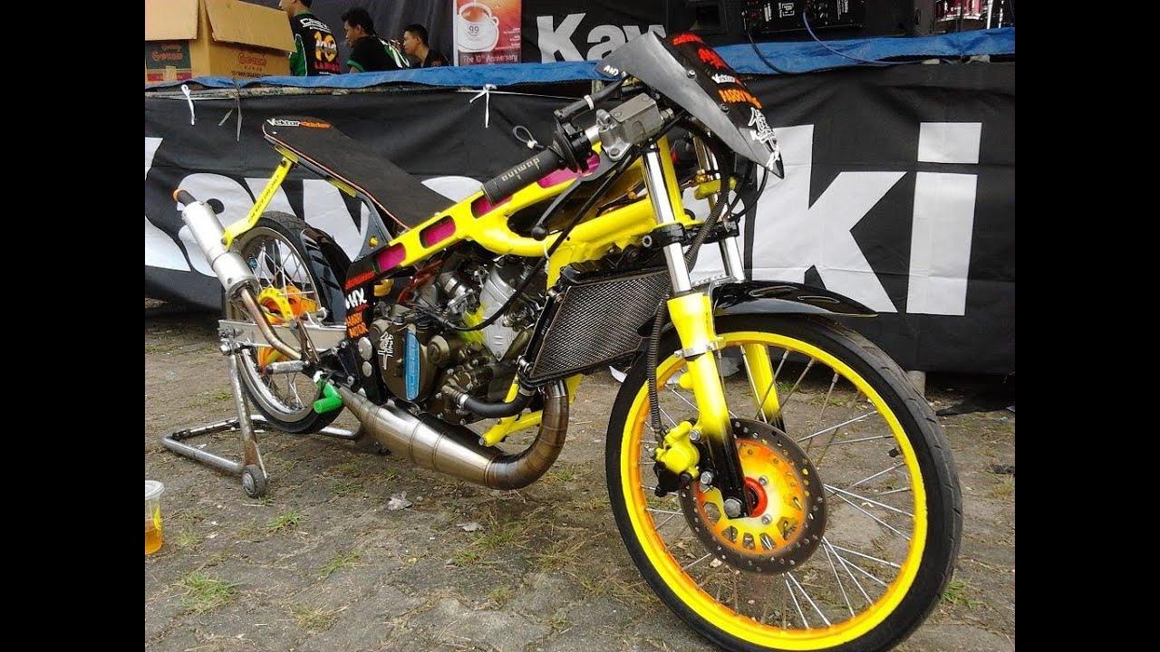 100 Gambar Motor Drag Kawasaki Ninja 150 Terupdate Ranting