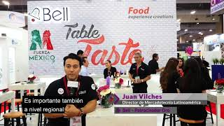 Food Tech Summit & Expo 2017 - Testimonio Expositor – Bell Flavors – Juan Vilches