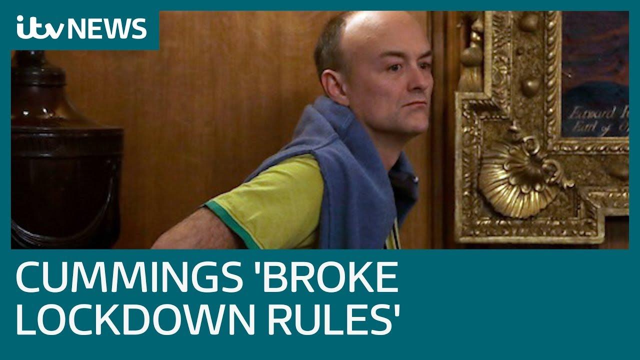 Boris Johnson won't fire Dominic Cummings, adviser who broke ...