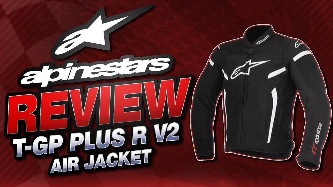 Alpinestars T Gp Plus R V2 Air Jacket Review From