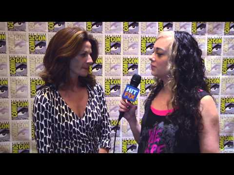 Don't Expect a FullFrontal from Doctor Who's Michelle Gomez, But Expect... More