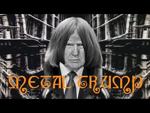 MetalTrump - Paranoid (Black Sabbath)