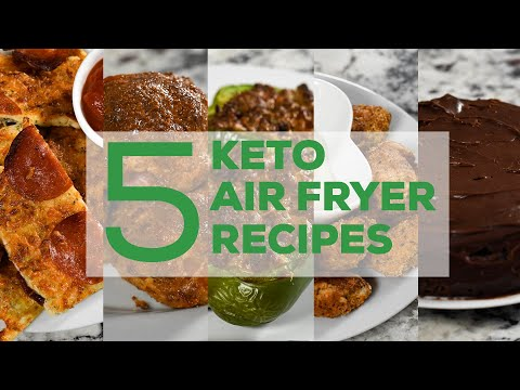 5-Keto-Air-Fryer-Recipes